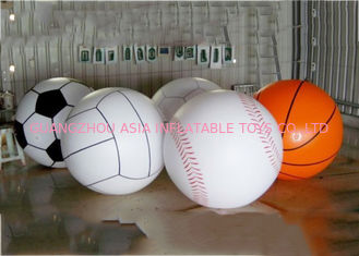 Chine Ballons gonflables géants de sports de basket-ball du football annonçant la boule de sport usine