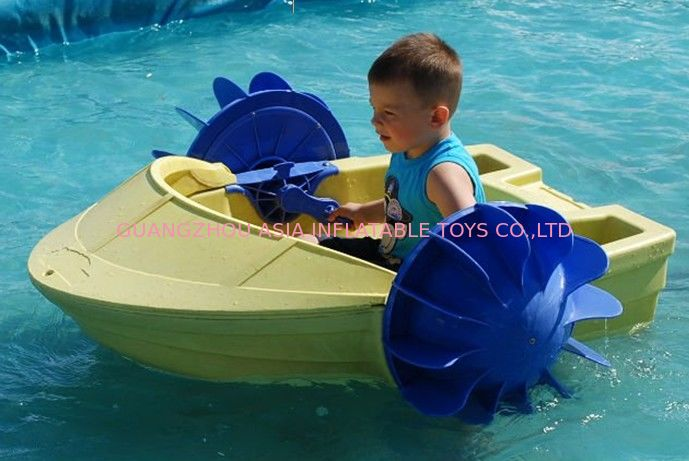 sale  nice aqua paddle boats for kids inflatable wading pool